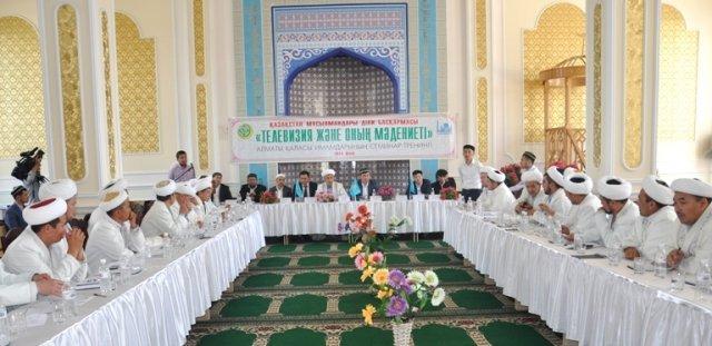 Имамдарға шешендік өнерден семинар-тренинг өткізілді