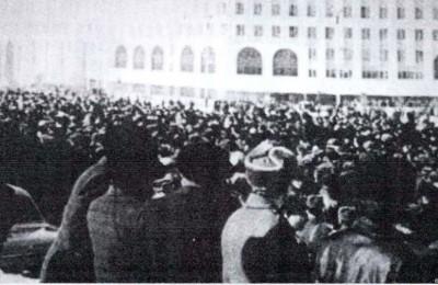 Желтоқсан – 1986:  саяси  қарсылықтың  мәні  мен  сабақтары