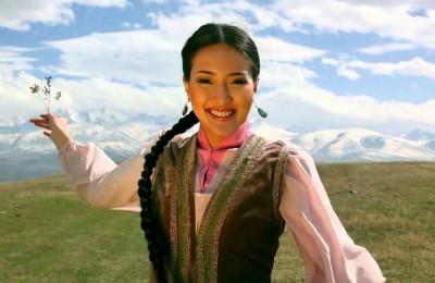 Kazak  kyzy