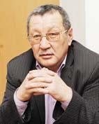 Аманхан ӘЛІМҰЛЫ, «Ақиқат» ұлттық қоғамдық-саяси журналының бас редакторы