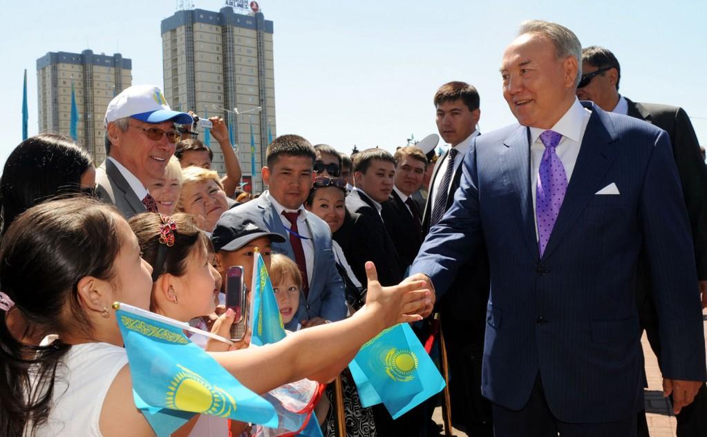 Дети президента назарбаева фото